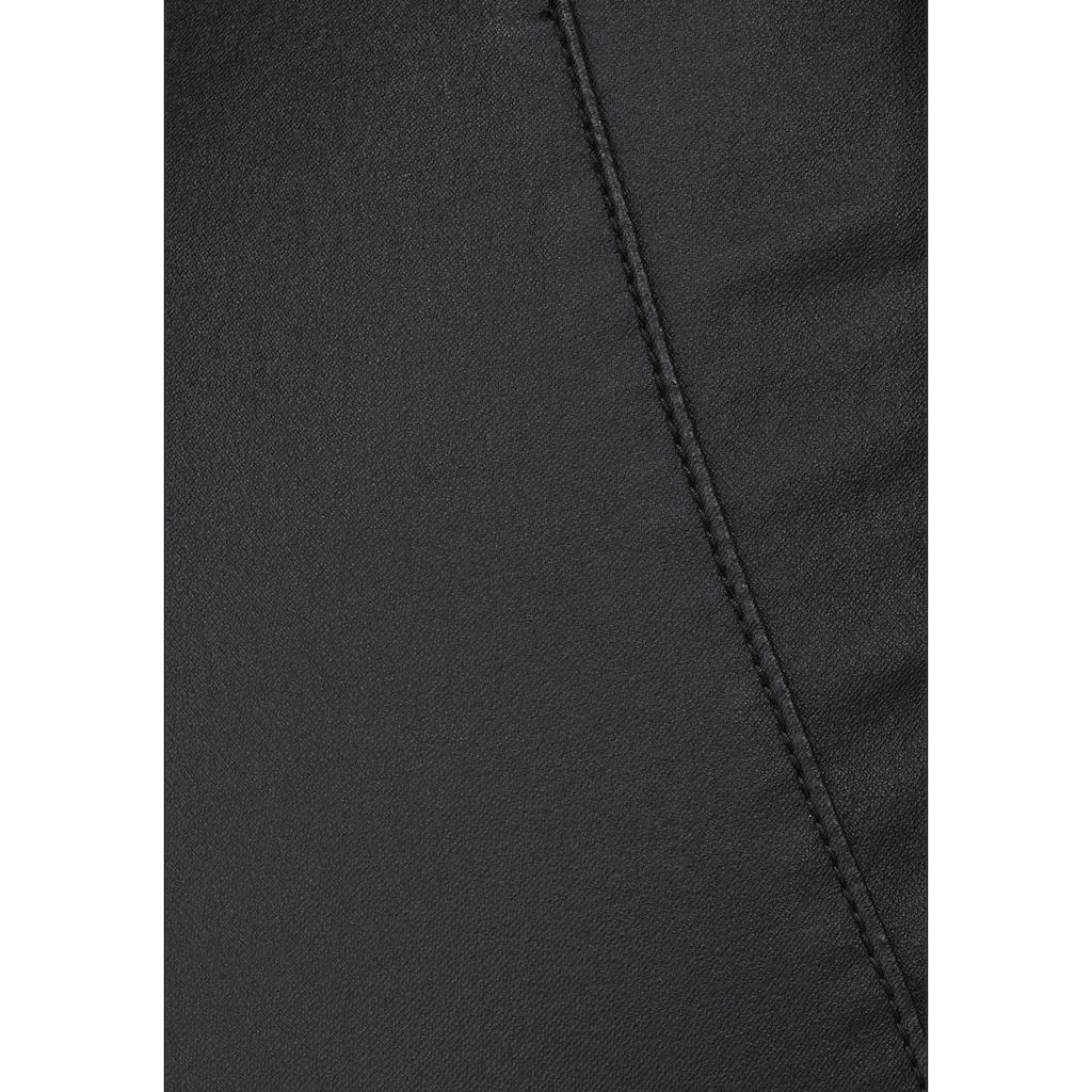 Object Stretch-Hose »Belle«, mit seitlichem Reißverschluss