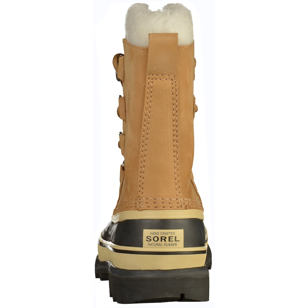Sorel Snowboots »Lederimitat/Textil«