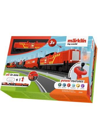 """Märklin Spielzeugeisenbahn - Set """"Märklin my world  -  Startpackung Feuerwehr  -  29340"""", Spur H0, (Set) kaufen"""