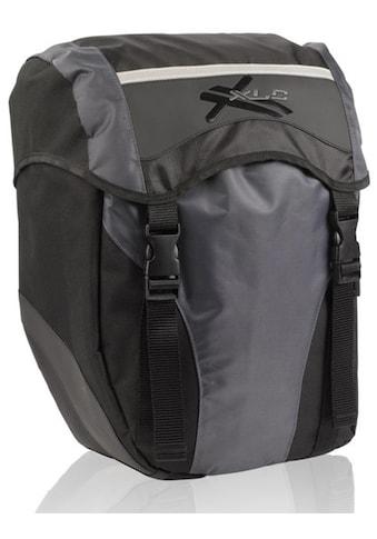 XLC Gepäckträgertasche »Einzeltaschenset« kaufen