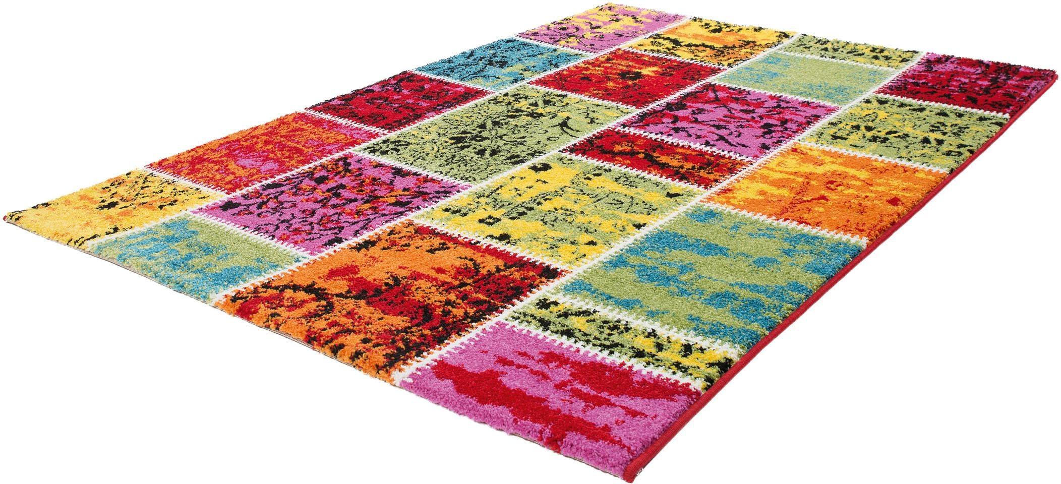 Teppich My Waikiki 383 Obsession rechteckig Höhe 21 mm maschinell gewebt