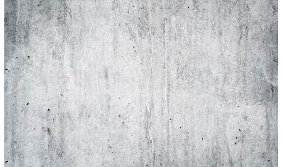 Vliestapete »Beton«, verschiedene Motivgrößen, für das Büro oder Wohnzimmer kaufen