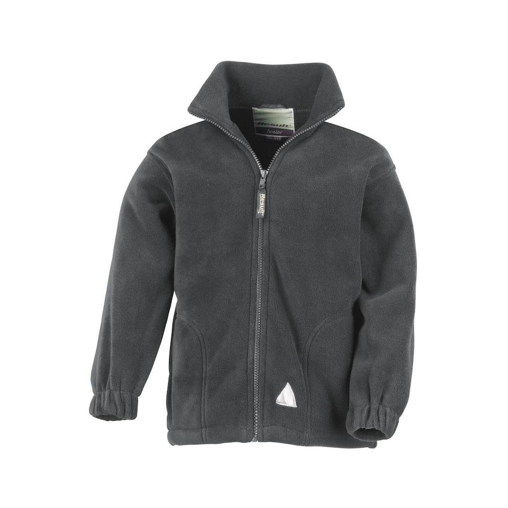Result Fleecejacke »Kinder Active Fleece-Jacke Mit Reißverschluss«