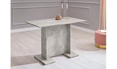 HELA Säulen-Esstisch »Tanja T«, Breite 108 cm kaufen