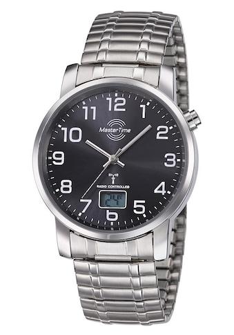 MASTER TIME Funkuhr »MTGA - 10308 - 22M« kaufen