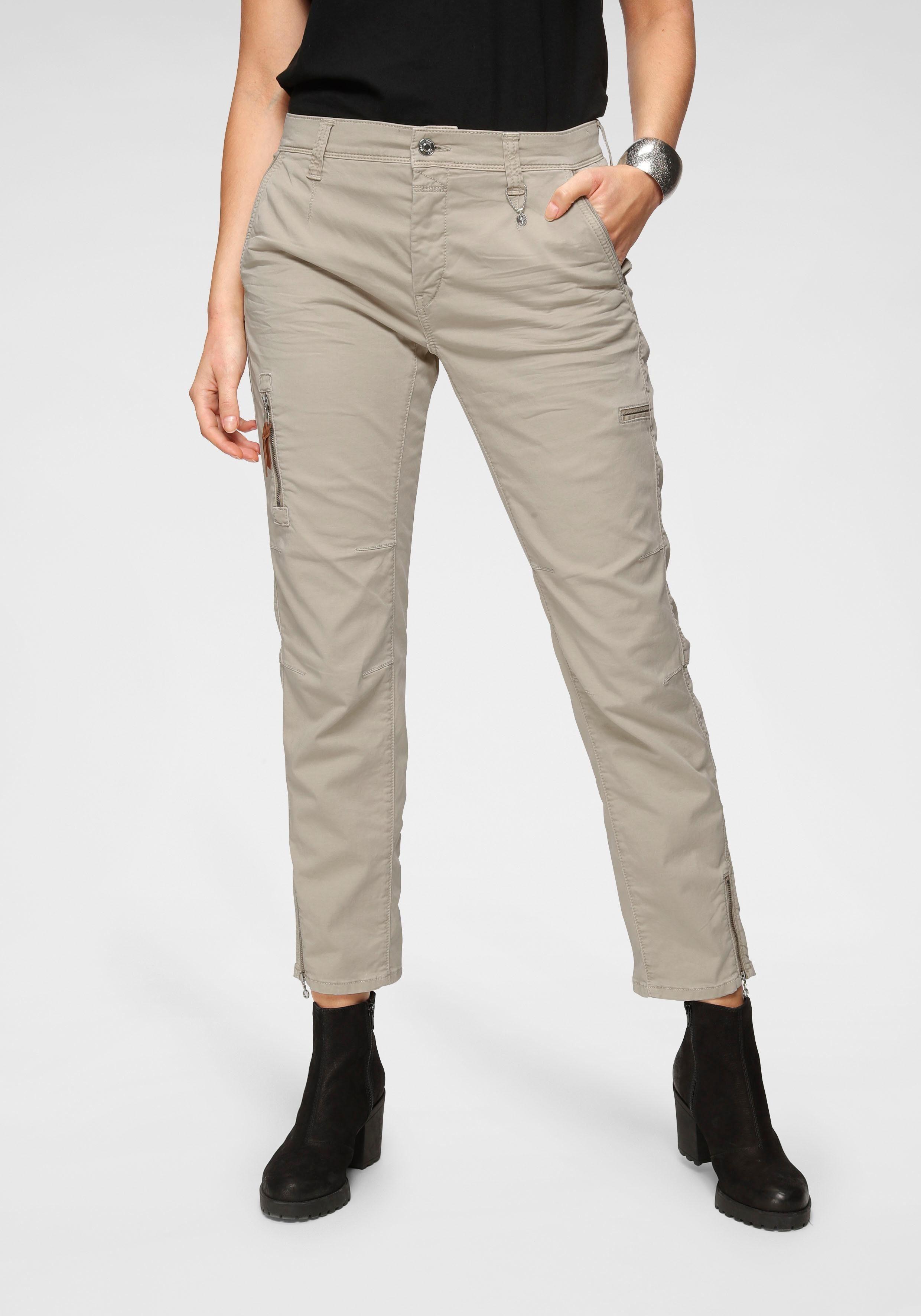 MAC Cargojeans Rich-Cargo-Cotton | Bekleidung > Jeans > Cargojeans | MAC