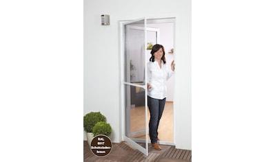 hecht international Insektenschutz-Tür »Basic«, Bausatz BxH: 100x210 cm, braun kaufen
