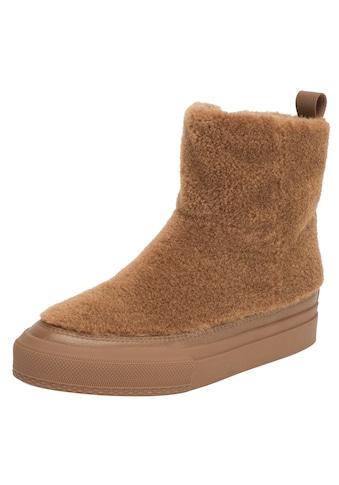 ekonika Stiefel, hergestellt aus Ökopelz kaufen