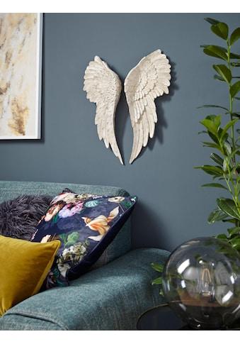 Home affaire Wanddekoobjekt »Engelsflügel« kaufen
