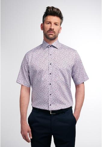 Eterna Businesshemd »COMFORT FIT«, blumiger Alloverprint kaufen