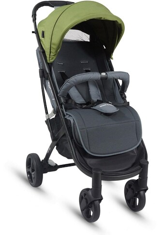 Knorrbaby Kinder-Buggy »X-Easy-Fold, green«, 15 kg, Kinderwagen, Buggy, Sportwagen,... kaufen