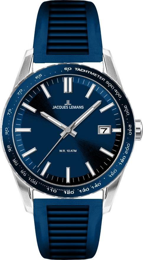 Jacques Lemans Quarzuhr Liverpool 1-2060C   Uhren > Quarzuhren   Jacques Lemans