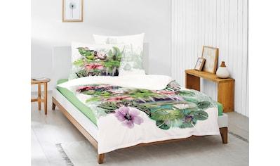Irisette Wendebettwäsche »Juwel-K 8894«, mit exotischem Muster kaufen
