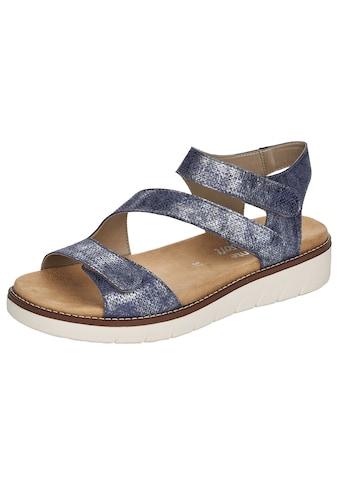 Remonte Sandale, mit praktischem Wechselfußbett kaufen