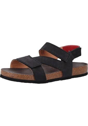 Think! Sandale »Nubukleder« kaufen