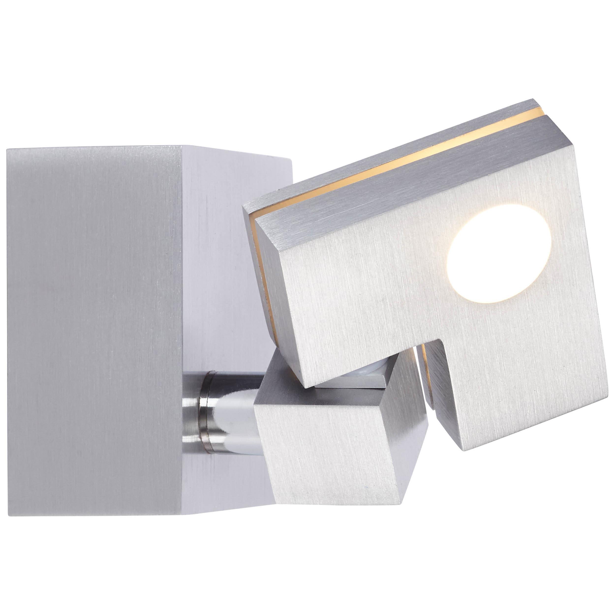 Brilliant Leuchten Wandleuchte, Warmweiß, 90 Degree LED Wandspot
