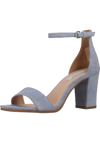 Steven New York High-Heel-Sandalette »Veloursleder« kaufen