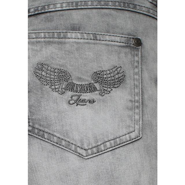 Arizona Gerade Jeans »Comfort-Fit«