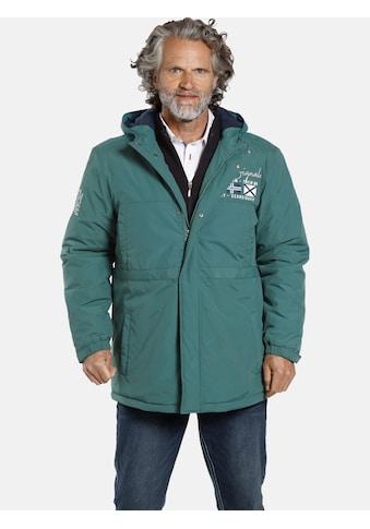 Jan Vanderstorm Outdoorjacke »EVIND«, sportliche Winterjacke kaufen
