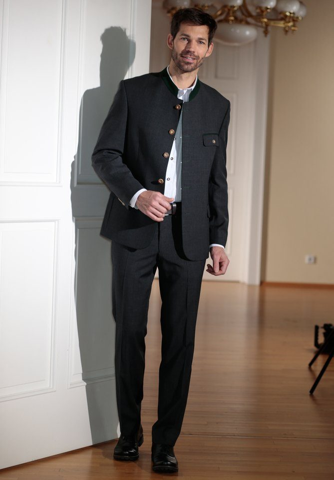 Trachtenanzug Murk   Bekleidung > Hosen > Trachtenhosen   Grau   Murk