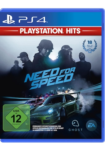 Electronic Arts Spiel »Need for Speed«, PlayStation 4, Software Pyramide kaufen