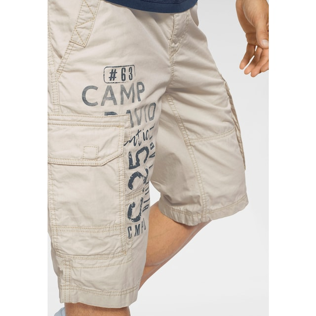 CAMP DAVID Cargobermudas