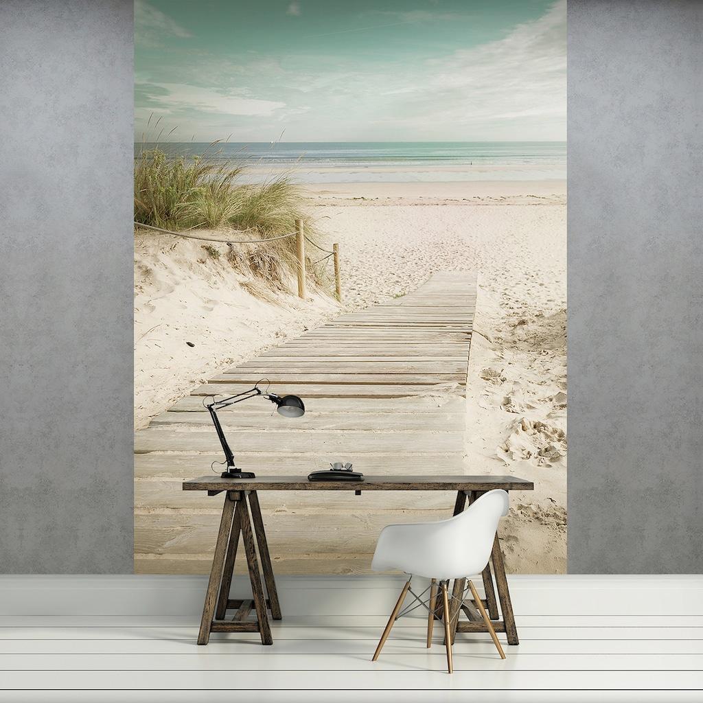 Consalnet Fototapete »Strand«, Motiv