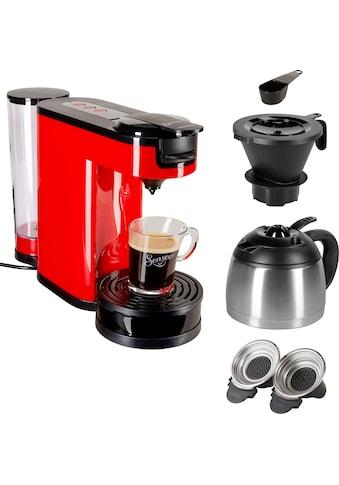 Senseo Kaffeepadmaschine SENSEO® Switch HD6592/80 kaufen