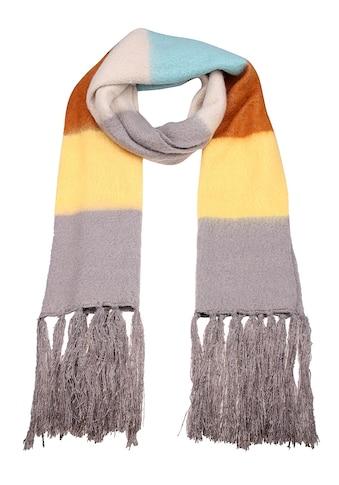 leslii Schal mit modernem Streifenmuster kaufen