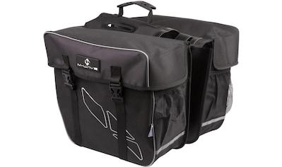 M-Wave Gepäckträgertasche »Amsterdam Double« kaufen