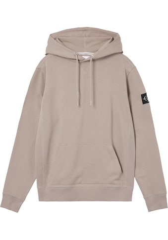 Calvin Klein Jeans Kapuzensweatshirt »MONOGRAM SLEEVE BADGE HOODIE« kaufen