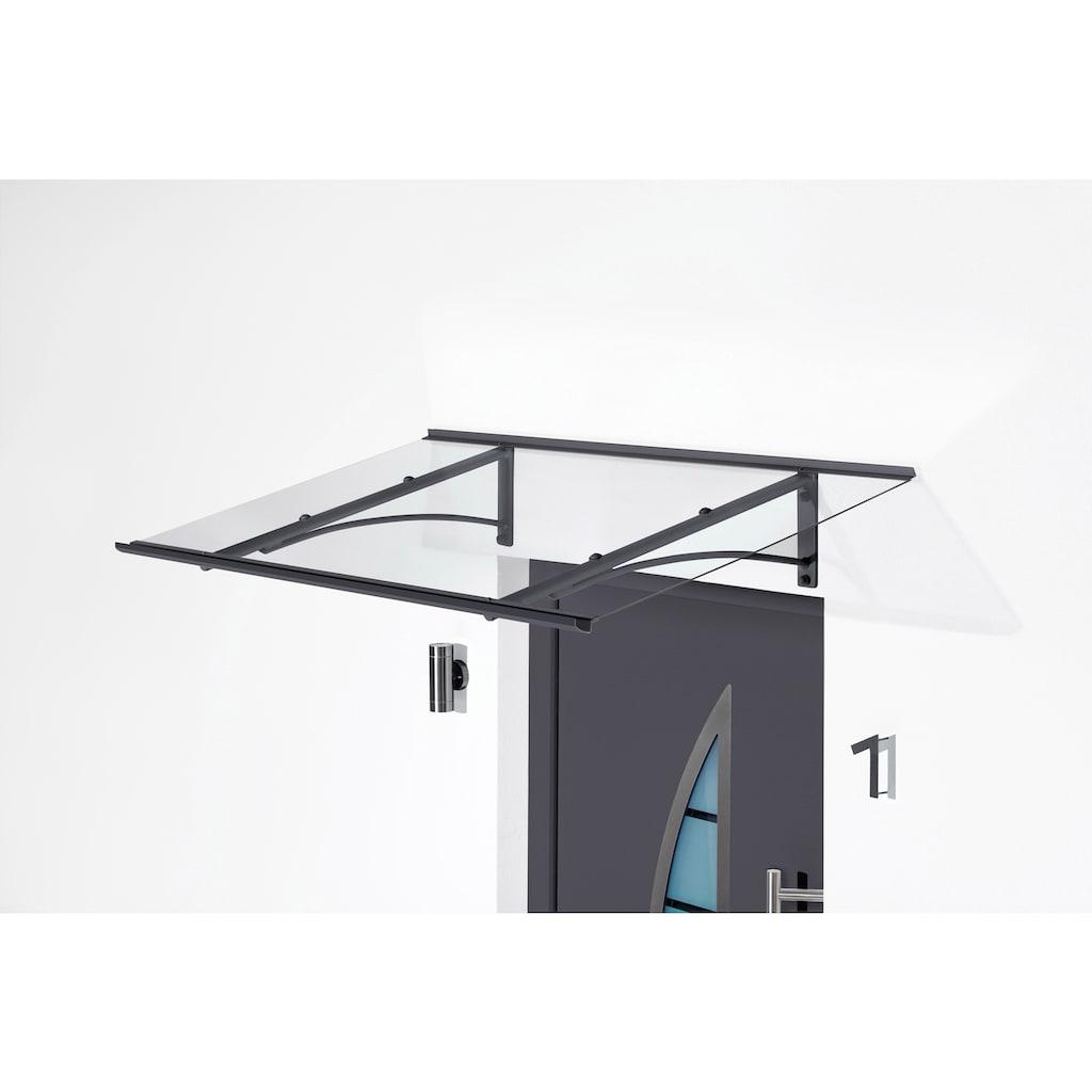 GUTTA Pultvordach »TYP PT/GR«, BxT: 160x90 cm