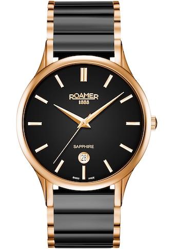 Roamer Schweizer Uhr »C - Line Gents, 657833 49 55 60« kaufen