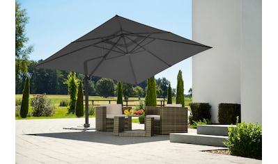 Schneider Schirme Ampelschirm »Rhodos Grande«, mit Schutzhülle und Schirmständer, ohne... kaufen