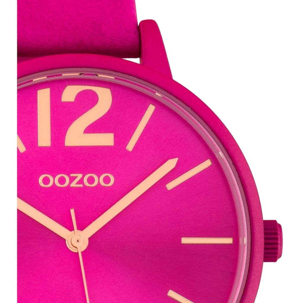 OOZOO Quarzuhr »C10443«