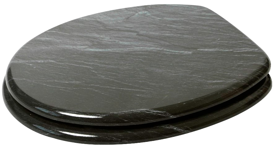 Indexbild 6 - Sanilo WC-Sitz Granit, mit Absenkautomatik WC-Sitze WC Bad Sanitär