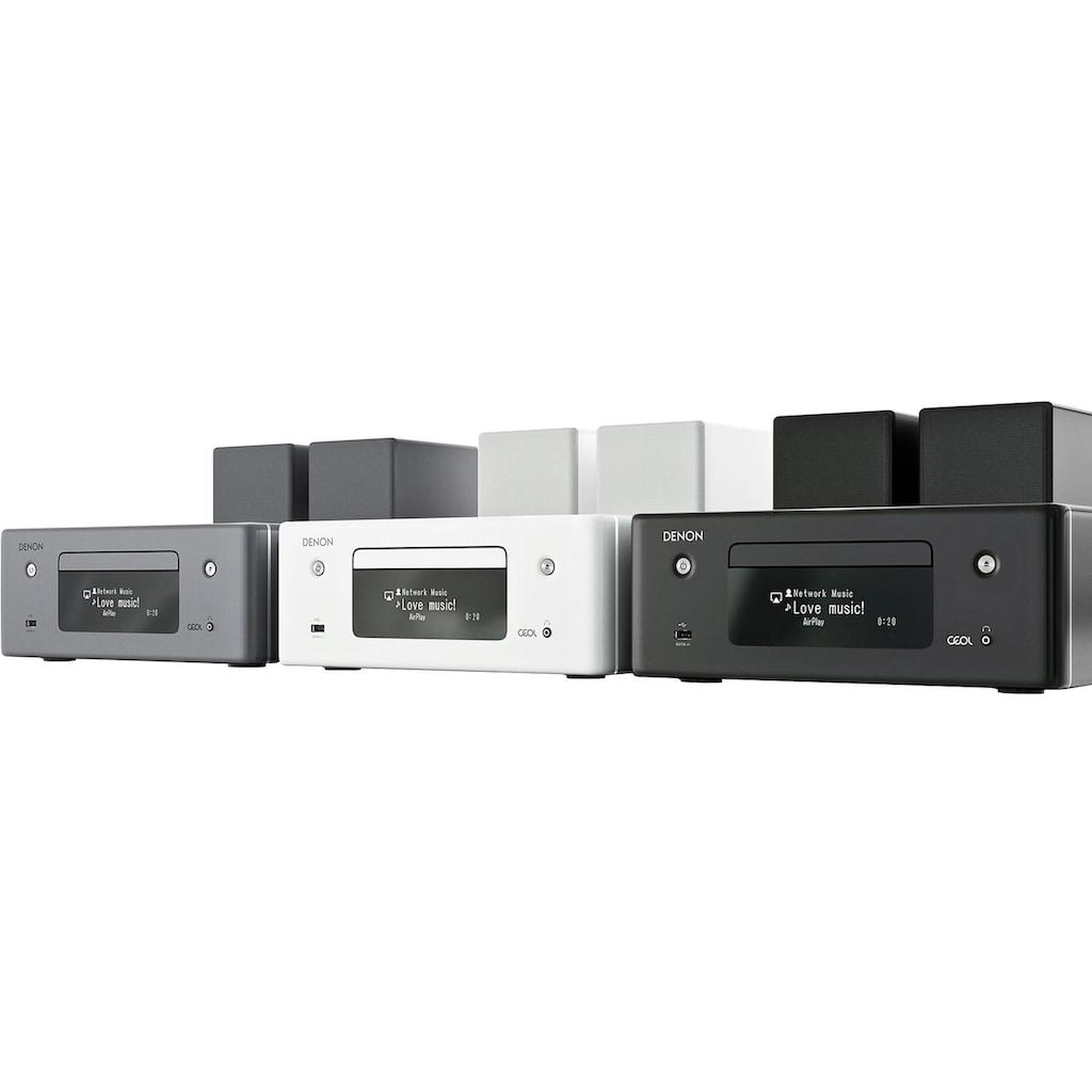 Denon »CEOL-N10« Kompaktanlage (Internetradio, 160 Watt)