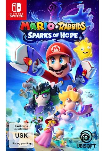 UBISOFT Spiel »Mario + Rabbids® Sparks of Hope«, Nintendo Switch kaufen