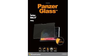"""PanzerGlass Displayschutzglas »PRIVACY Microsoft Surface Book/Book 2, 15""""«, für... kaufen"""