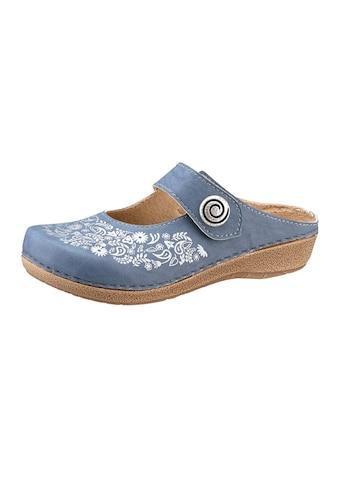 Franken Schuhe Clogs kaufen