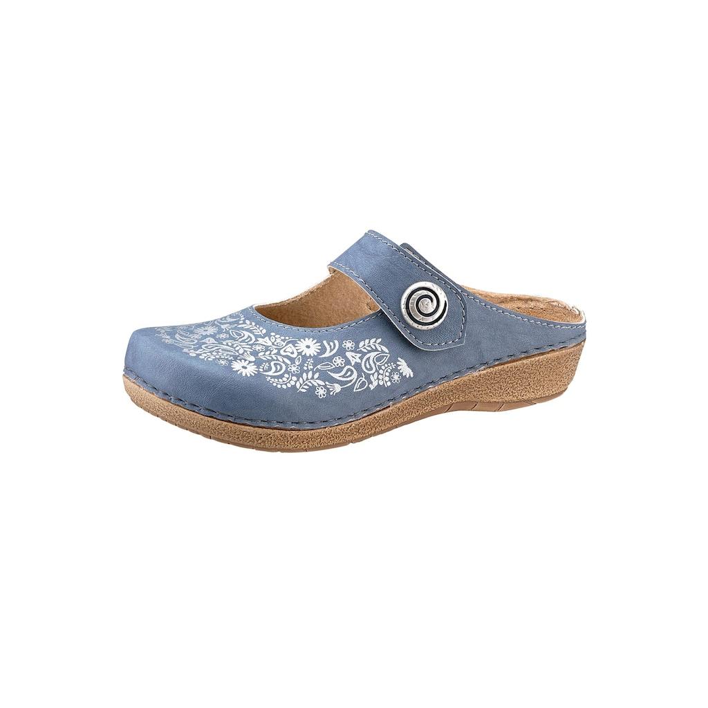 Franken Schuhe Clogs