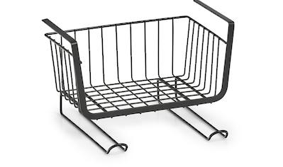Zeller Present Einhängekorb, inklusive Schienen zum Aufhängen von Tassen kaufen