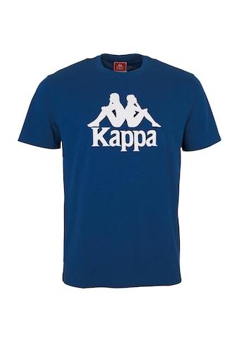 Kappa T-Shirt »CASPAR«, mit plakativem Logoprint<br /> kaufen