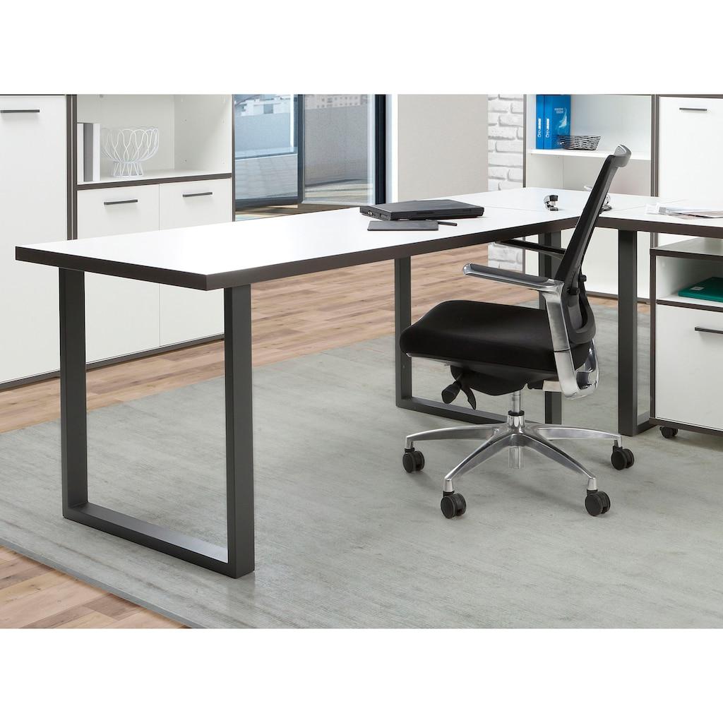 FORTE Schreibtisch »Keflav«, Breite 160 cm