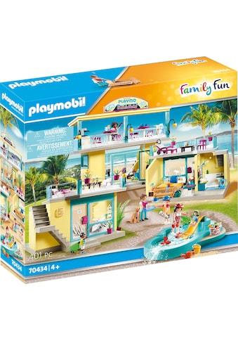 "Playmobil® Konstruktions - Spielset ""PLAYMO Beach Hotel (70434), Family Fun"", Kunststoff kaufen"