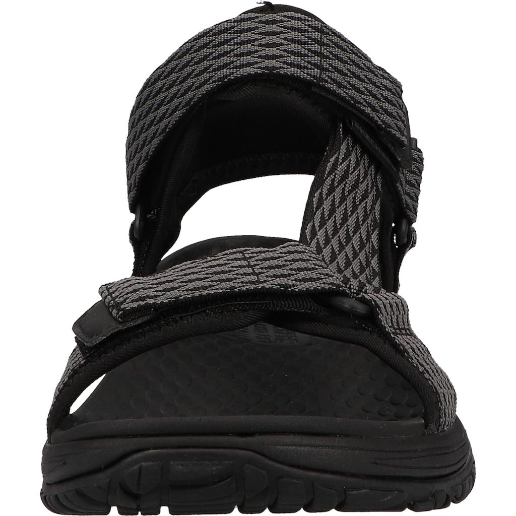 Skechers Sandale »Textil«