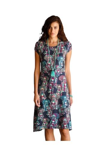 Amy Vermont Jerseykleid, mit Elefanten-Druck kaufen