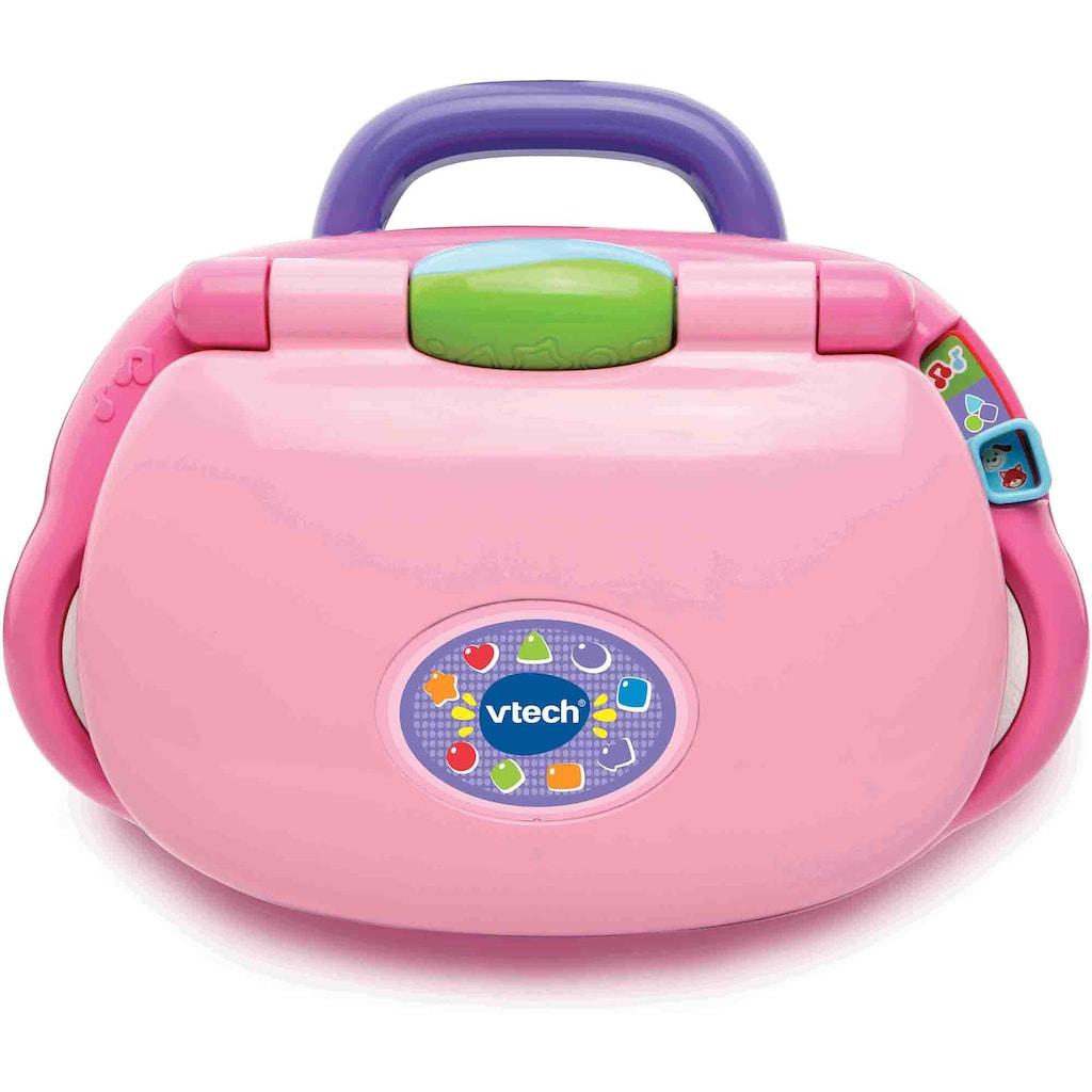 Vtech® Kindercomputer »Entdecker Laptop, pink«