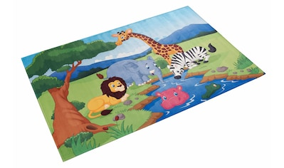 Böing Carpet Kinderteppich »Lovely Kids 403«, rechteckig, 6 mm Höhe, Motiv... kaufen