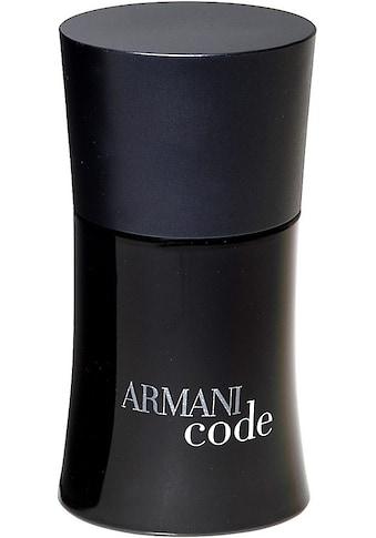 "Giorgio Armani Eau de Toilette ""Code Homme"" kaufen"